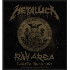 "Metallica - ""Bay Area Thrash"" Patch"
