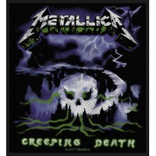 "Metallica - ""Creeping Death"" Patch"