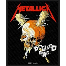 "Metallica - ""Damage Inc."" Patch"