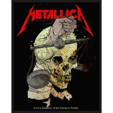 "Metallica - ""Harvester Of Sorrow"" Patch"