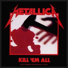 "Metallica - ""Kill 'em All"" Patch"