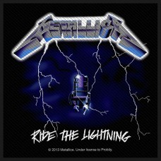 "Metallica - ""Ride The Lightning"" Patch"