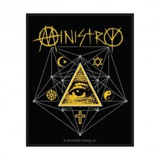 """Ministry - """"All Seeing Eye"""" Patch"""