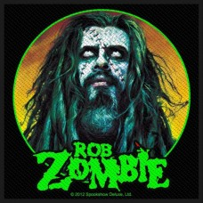 "Rob Zombie - ""Zombie Face"" Patch"