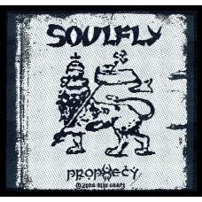 """Soulfly - """"Prophecy"""" Patch"""